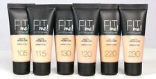 Maybelline New York Fit me Foundation 30ml Base Maquillaje