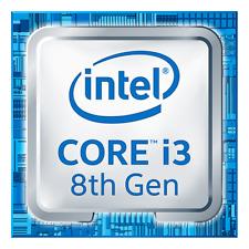 NEW Intel Core i3-8100T SR3Y8 CPU Processor 3.1GHz Quad-Core LGA1151 Socket 6MB