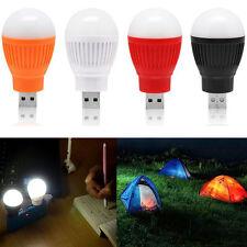 Praktisch USB LED Licht energiesparend Birne für Lesen Augenschutz Leuchtmittel