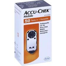 ACCU CHEK Mobile Testkassette 50 St PZN 10270545