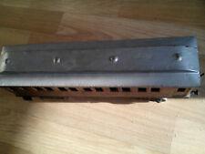 Tin Plate Spur 1 BING Schnellzugwagen Blechspielzeug