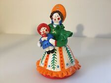 Dymkovo Clay toy, Art,Handmade, Russian souvenir, Home decor,Gift