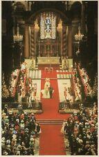 ❤ alte POSTKARTE_Royal Wedding 1981_Prinzessin_Princess_Lady_DIANA_CHARLES_GB__