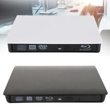 UAB3.0 Portable Optical External DVD CD-ROM RW Drive Case Enclosure SATA 5Gbps