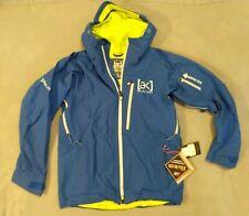 2020 Burton AK Men's Cyclic Gore-Tex Jacket - L - Classic Blue - MSRP $399