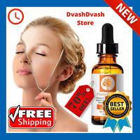 Vitamin C Serum w/ Hyaluronic HA, Ferulic Acid Organic Anti-Aging For Face ✔