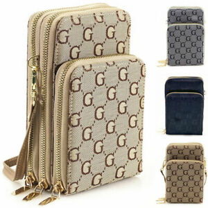 Ladies Designer Phone Cross Body Bag Women Messenger Bags Shoulder Handbag