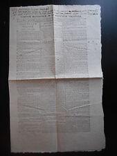 Gazette Nationale ou Le Moniteur Universel 28 janvier 1795
