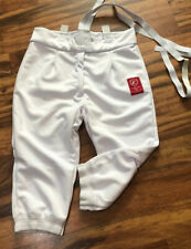 Range Unisex 350N Fencing Knickers For Sabrie Foil Epee,size 56 White. I30