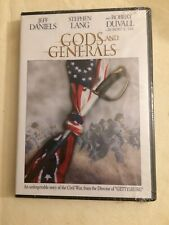 Gods and Generals (Jeff Daniels) - DVD - *New & Sealed*