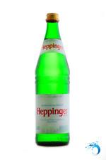 HEPPINGER extra natürliches Heilwasser mit Quellkohlensäure ~ 12 Flaschen
