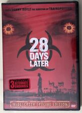 28 DAYS LATER DVD Danny Boyle 2002 NEW SEALED