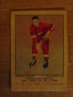 Authentic 1951 Parkhurst Frederick Glover #60 Original