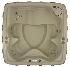 NEW - 5 PERSON HOT TUB w/ LOUNGER - EASY MAINTENANCE - 3 COLOR OPTIONS
