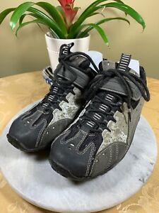 SPECIALIZED 6116-5340 Tahoe MTB Mountain Bike Shoes Gray 2 Volts Mens EU40 US7.5