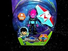 PIPP Disney Jr MILES FROM TOMORROWLAND Action Figure Jet Backpack Glows n Sphere