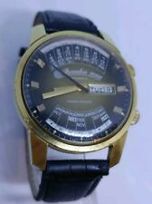 Lucien Piccard Automatic Romulus 2002 Men's Watch! Serviced!