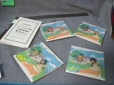 Yuru Yuri YuruYuri Japan Anime Very Cute Pin Lot (set?) of 4