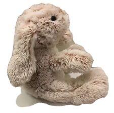 Bunny Rabbit Melissa & Doug 7674 Burrow Stuffed Animal Plush Floppy Ears