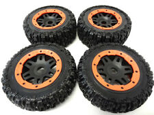 King Motor T1000 GT Pioneer Knobby Wheels Fit HPI Baja 5T 5SC LOSI 5ive T (4)