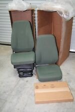 HUMVEE HMMWV M998 Front OD Green High Back Seat Kit 57K0290  2540013933796 NIB