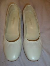 CRISPINS UK 9 EU 43 LIGHT  GREY Leather shoes RRP £190.00