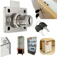 Quality Cam Lock for Office Cabinet Mailbox Drawer Wardrobe With 2 Keys