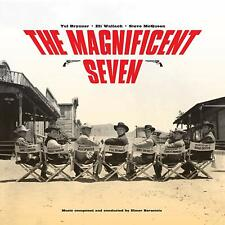 The Magnificent Seven ORIGINAL MOVIE SOUNDTRACK 180g New Yellow Colored Vinyl LP