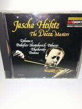 Jascha Heifetz ~ The Decca Masters CD VOLUME 1