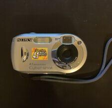 Sony DSC-P41 Cyber Shot 4.1 Mega Pixels Digital Camera