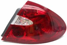 OEM Buick Allure, Lacrosse Right Passenger Side Halogen Tail Lamp Lens Flaw.