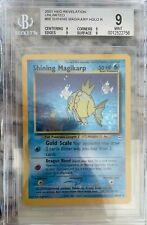 Pokemon Neo Revelation 66/64 Shining Magikarp Holo BGS 9 WOTC
