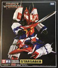 Takara Transformers Masterpiece Starsaber MP-24 Authentic US Seller
