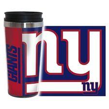 NFL New York Giants Hype Travel Tumbler, 16-ounce