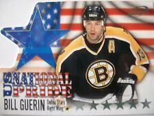 2003 ATOMIC US NATIONAL PRIDE , BILL GUERIN , BRUINS !!  !! BOX 15