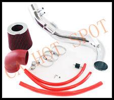 06-11 Honda Civic Si 2.0L L4 COLD AIR INTAKE SYSTEM w/ FILTER - RED