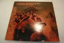 "LUNAR HEIGHTS ""DA MUSIC"" RARE HIPHOP 12"" VINYL SINGLE. BAY AREA HIPHOP 2005"
