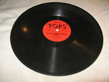 "Corcky Carpenter, Tops #353. The Gal Who Invented Kissin',78 rpm,10"",VG+."