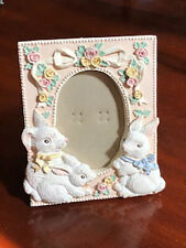 Picture frame with Rabbits