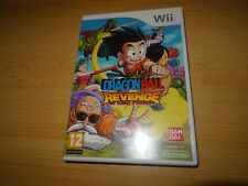 Dragon Ball Revenge Of King Piccolo Nintendo Wii Uk Pal mint collectors