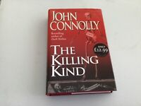 John Connolly, THE KILLING KIND, Signed, First UK Edition