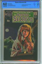 House of Secrets #92 - First Swamp Thing!