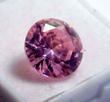10.00Cts.+ Natural Round Cut Translucent Loose cambodian zircon Gemstone
