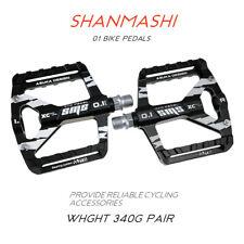 Parts BMX MTB Road Bike Aluminum Platform Pedal Sealed Bearing Bicycle Pedals