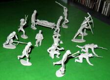 MARX CENTENNIAL 5929 CIVIL WAR SET....CONFEDERATE MEDICAL POSES......