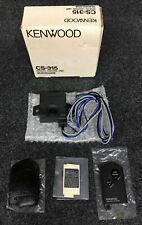 Kenwood CS-315 REMOTE CONTROL UNIT CAR SECURITY SYSTEM OLD SCHOOL VINTAGE RARE