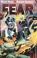 Ghost Rider Captain America Fear #1 (1992) Marvel Comics Prestige Format TPB