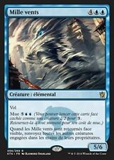 MTG Magic KTK - (3x) Thousand Winds/Mille vents, French/VF