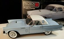 PRECISION COLLECTION 100 1957 FORD THUNDERBIRD with original box