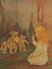Children's Print Goldilocks byJessie Willcox Smith